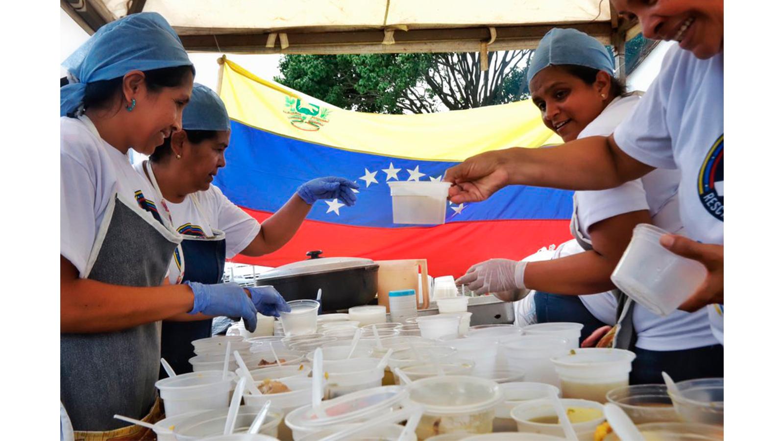 Enlaza, el programa de Dejusticia que apoya a las organizaciones venezolanas