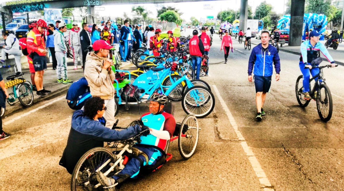 Dale pedal: la iniciativa que donará ciclas a migrantes venezolanos