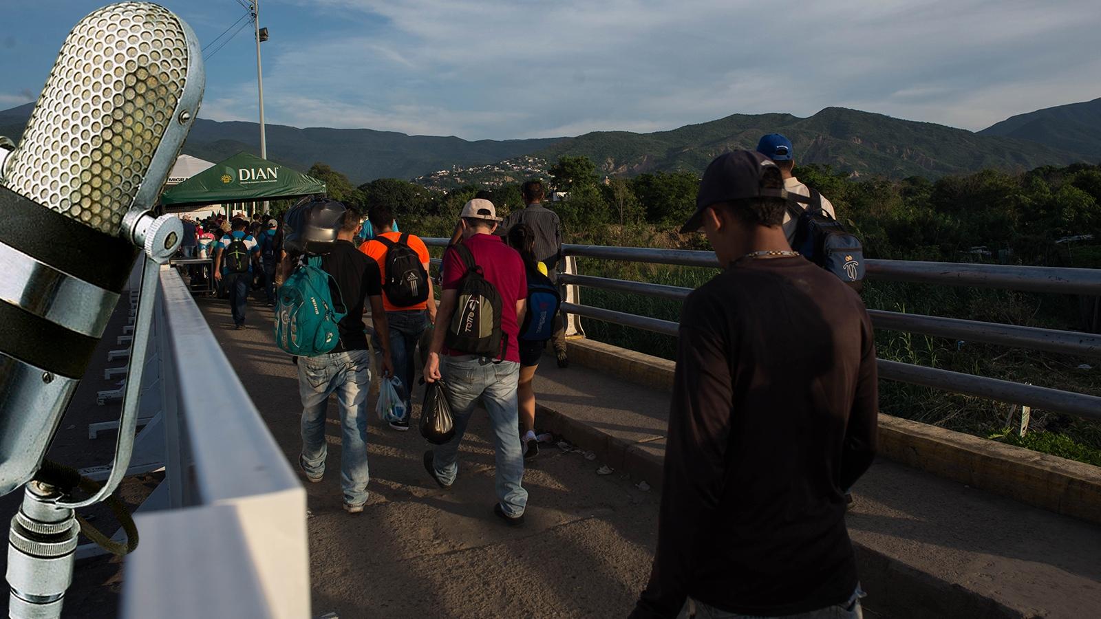 RADIO | Cúcuta: un panorama de la puerta de entrada de la migración