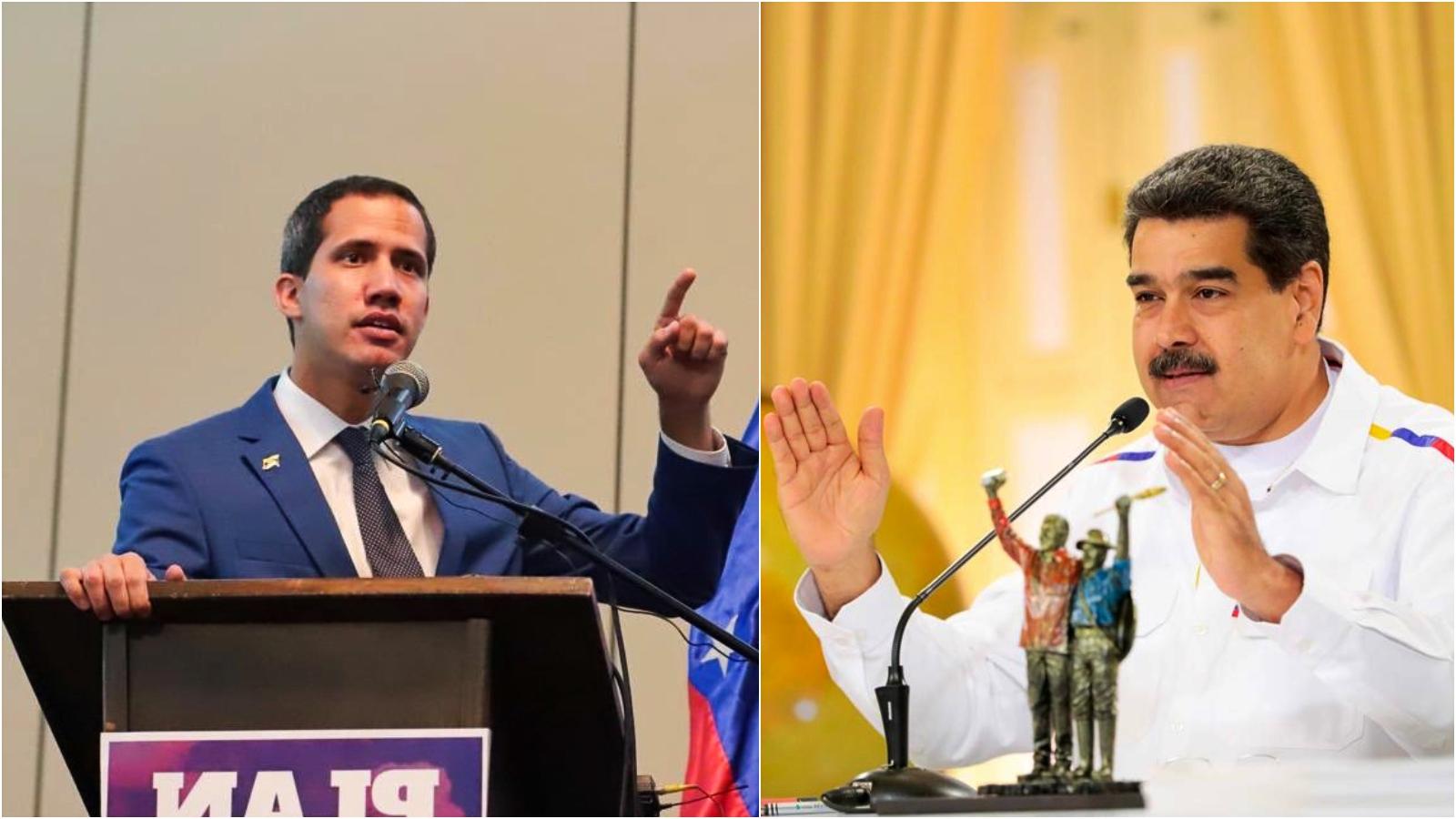Empieza la nueva ronda de diálogo entre Nicolás Maduro y el opositor Juan Guaidó