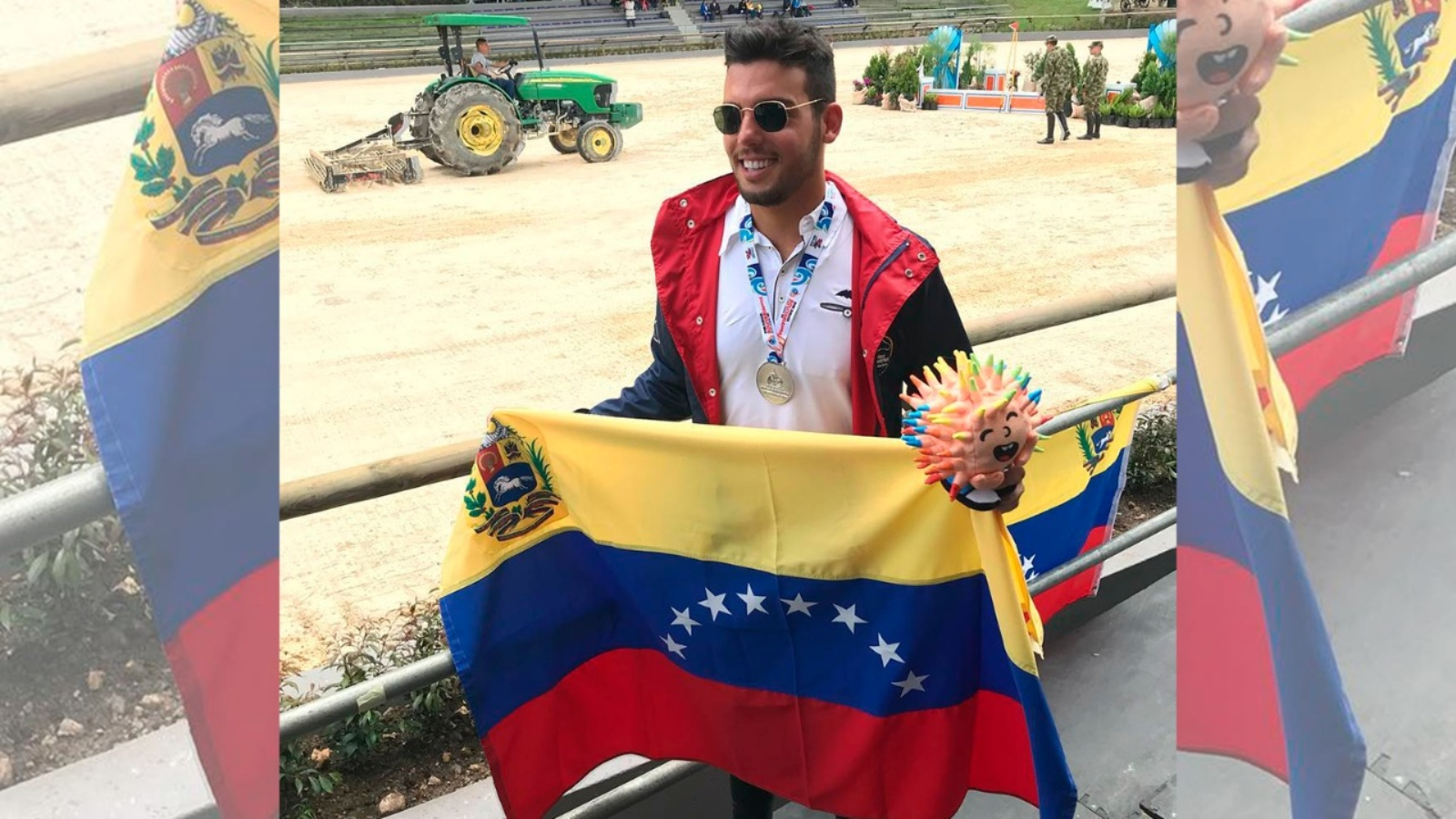 ¿Quién es Emanuel Andrade, el venezolano al que le prohibieron la entrada a Colombia?