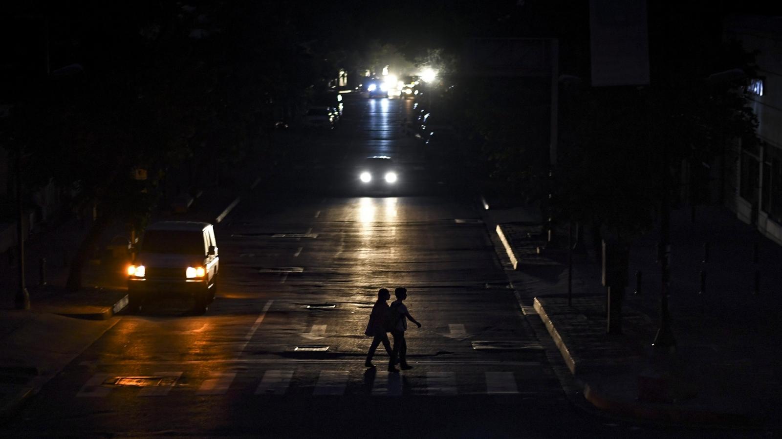 Así vive Venezuela el nuevo apagón que tiene paralizado al país
