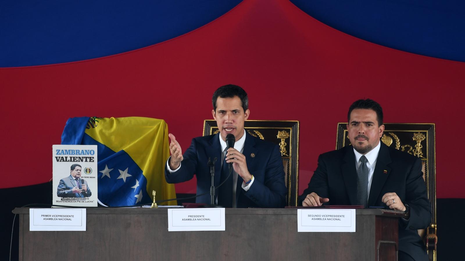 Parlamento aprueba adhesión de Venezuela a tratado que podría amparar intervención
