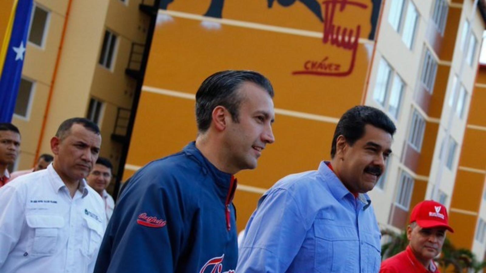 Estados Unidos incluyó a un ministro de Venezuela entre los fugitivos más buscados