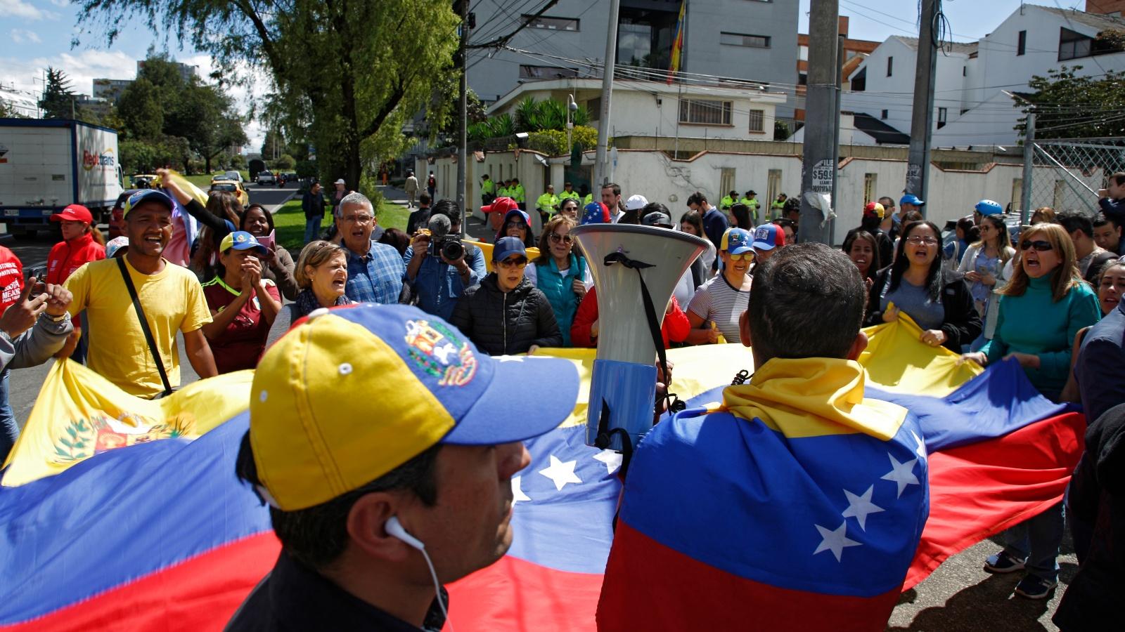 En Colombia ya hay más de 1,4 millones de venezolanos