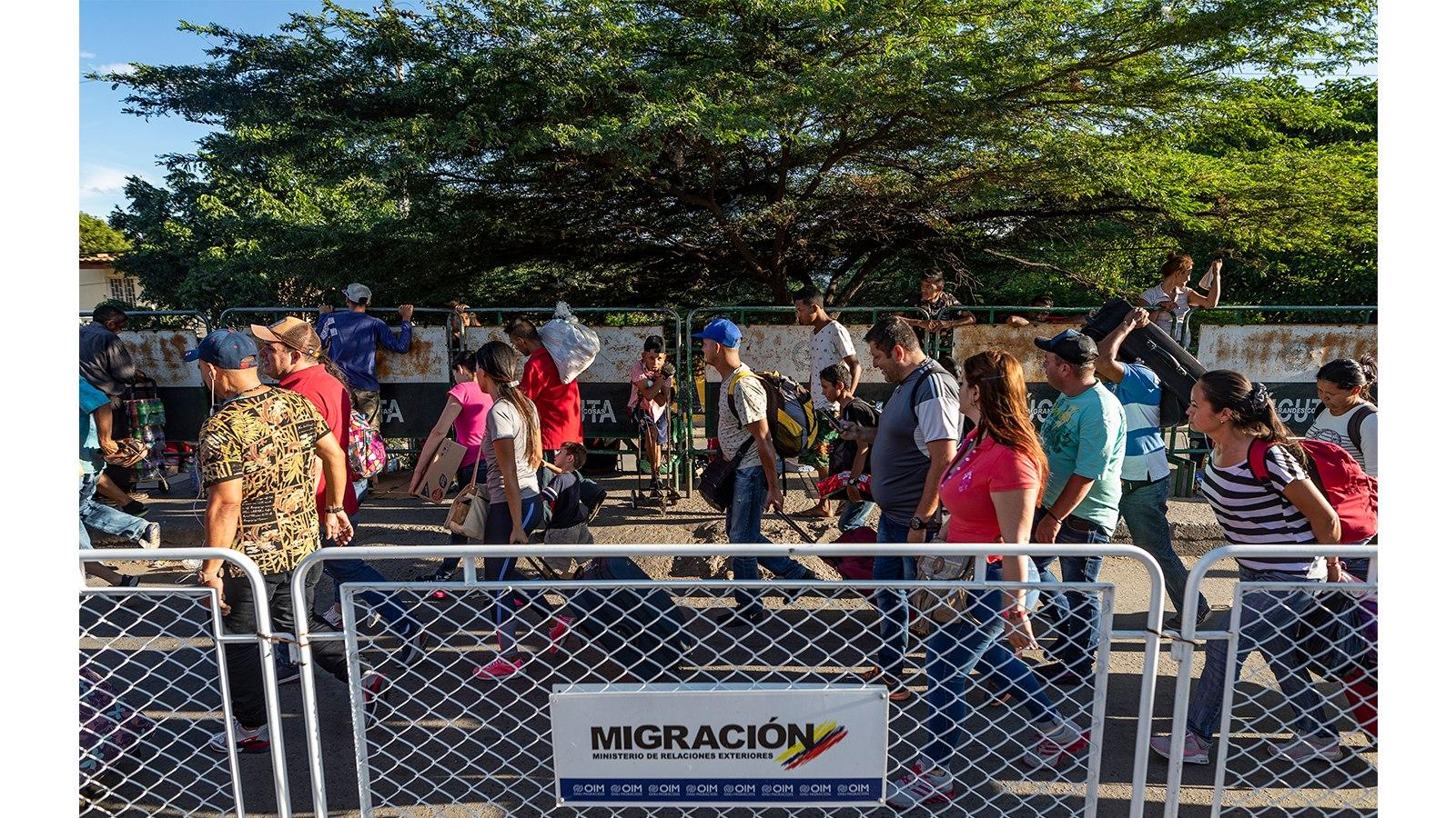 ENCUESTA | Los reparos de los colombianos a la integración de los migrantes