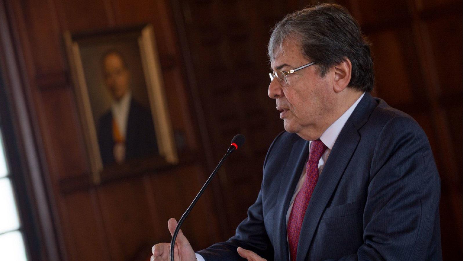 Colombia rechaza posible adelanto de elecciones parlamentarias en Venezuela