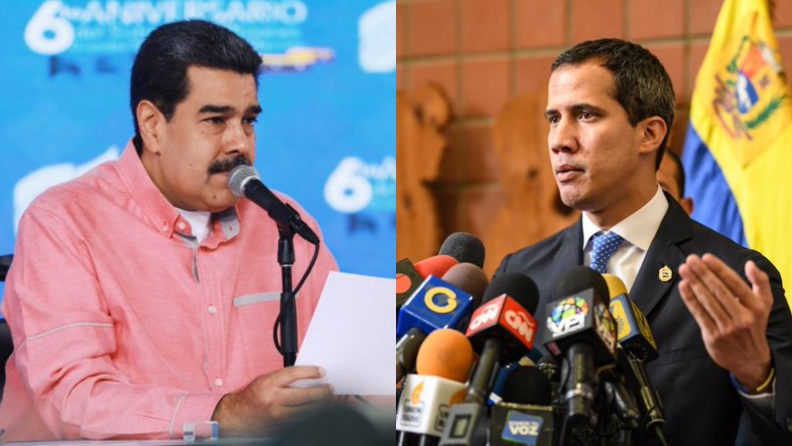 Maduro congela diálogo con oposición en rechazo a bloqueo de Estados Unidos