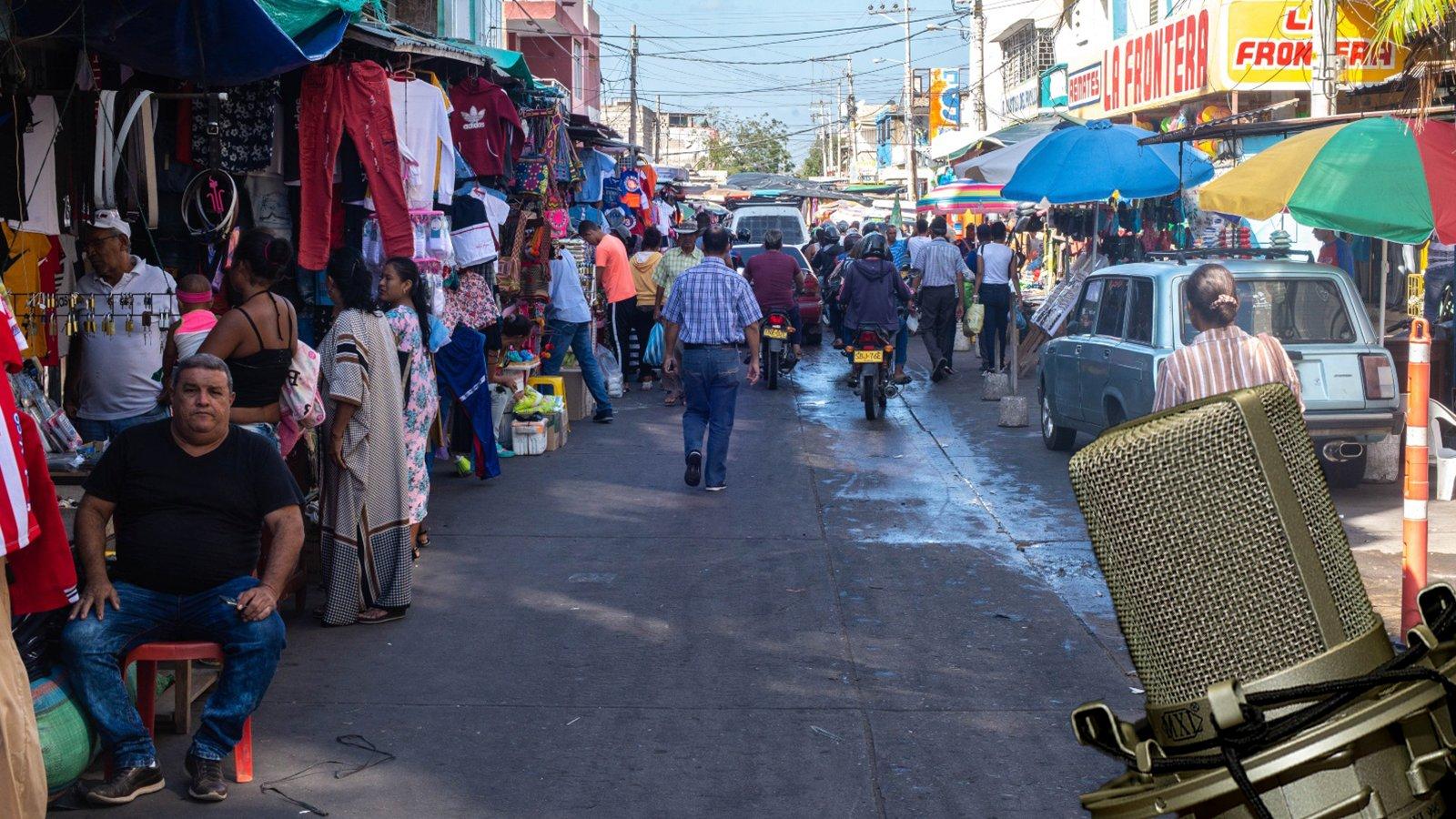 RADIO   La Guajira como escenario fronterizo