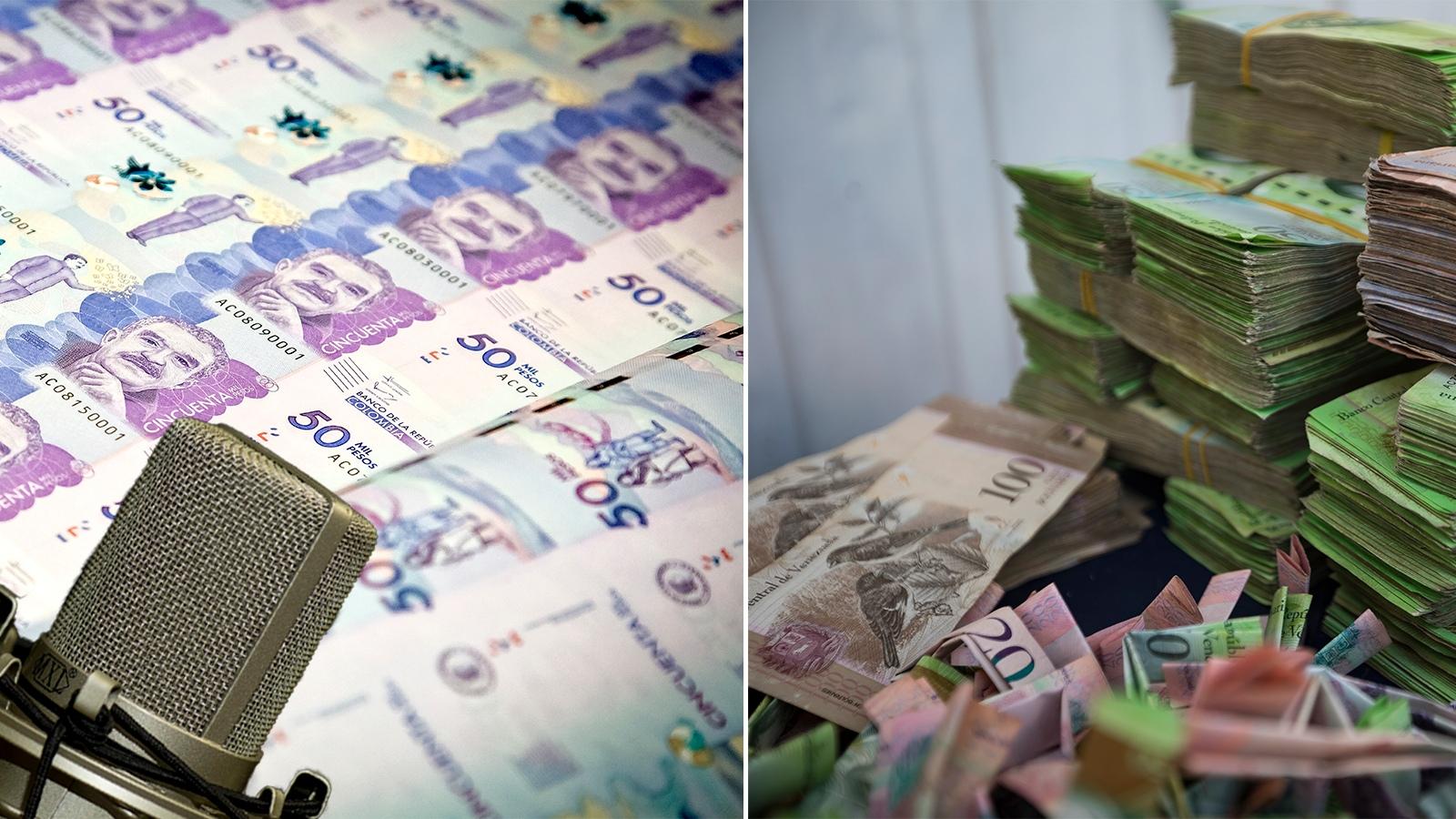 RADIO | El peso colombiano, rey en territorio venezolano