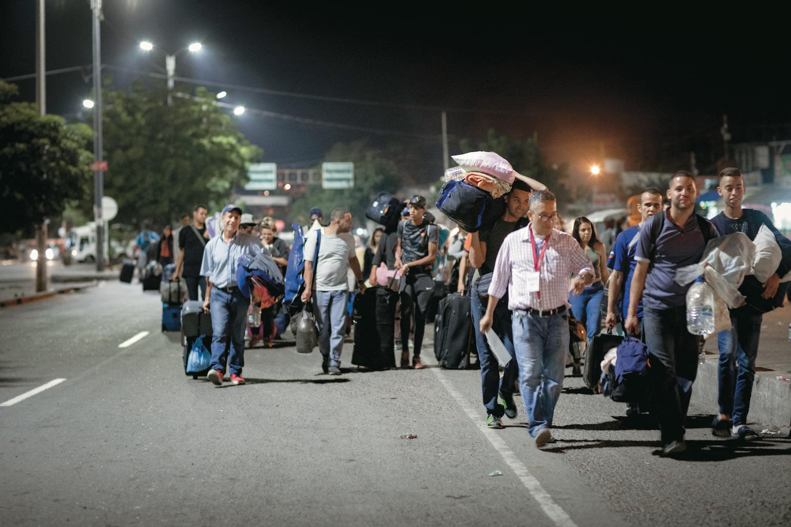 Según el canciller, faltan más de 200 millones de dólares para atender la migración