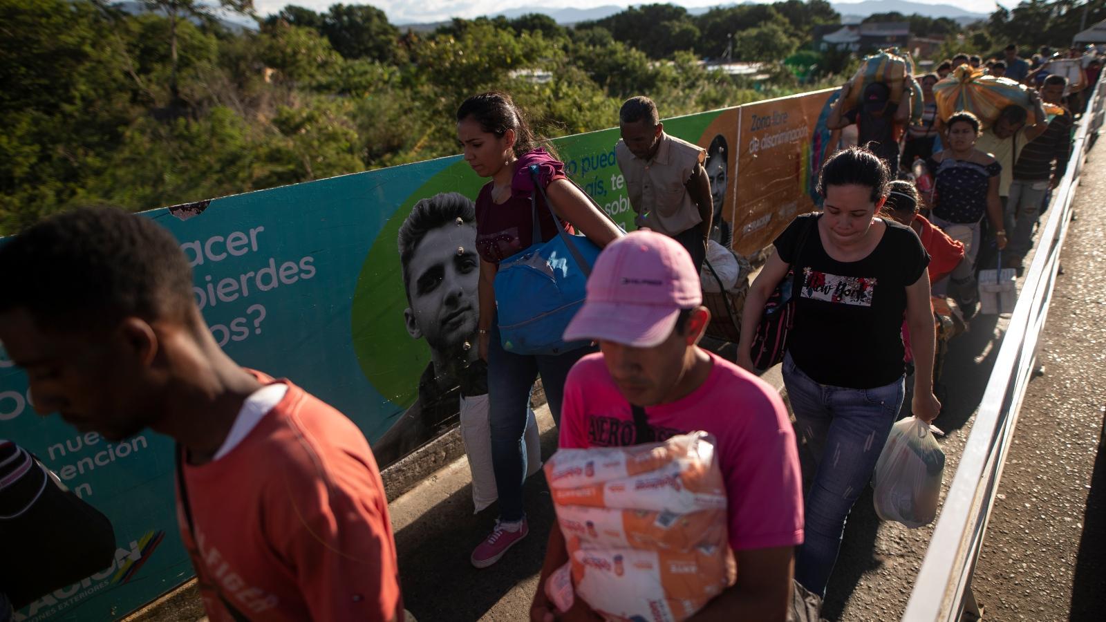 RADIO | Cúcuta: la frontera no divide