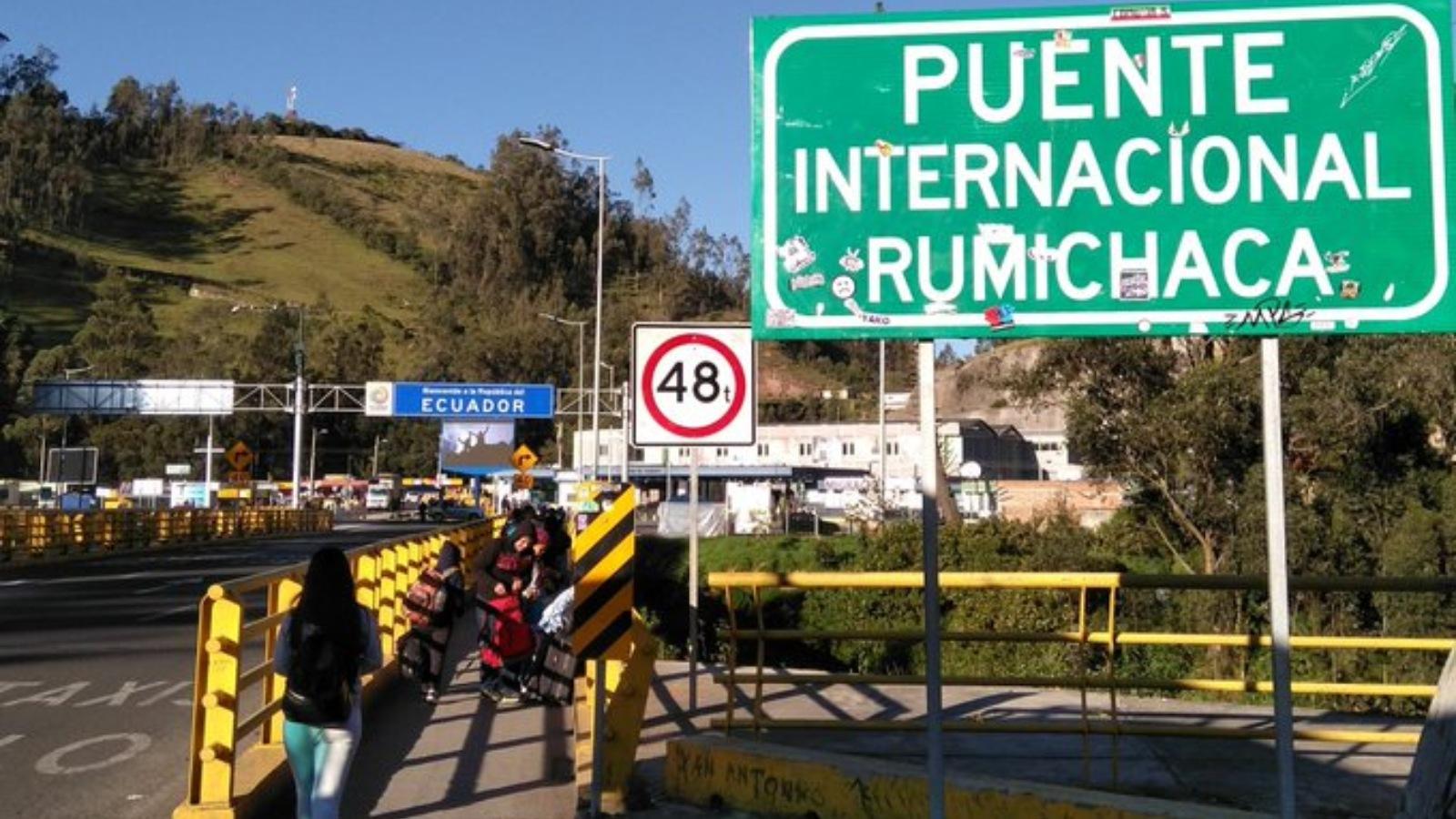 Declaran calamidad pública en Ipiales por alto flujo de migrantes en la frontera