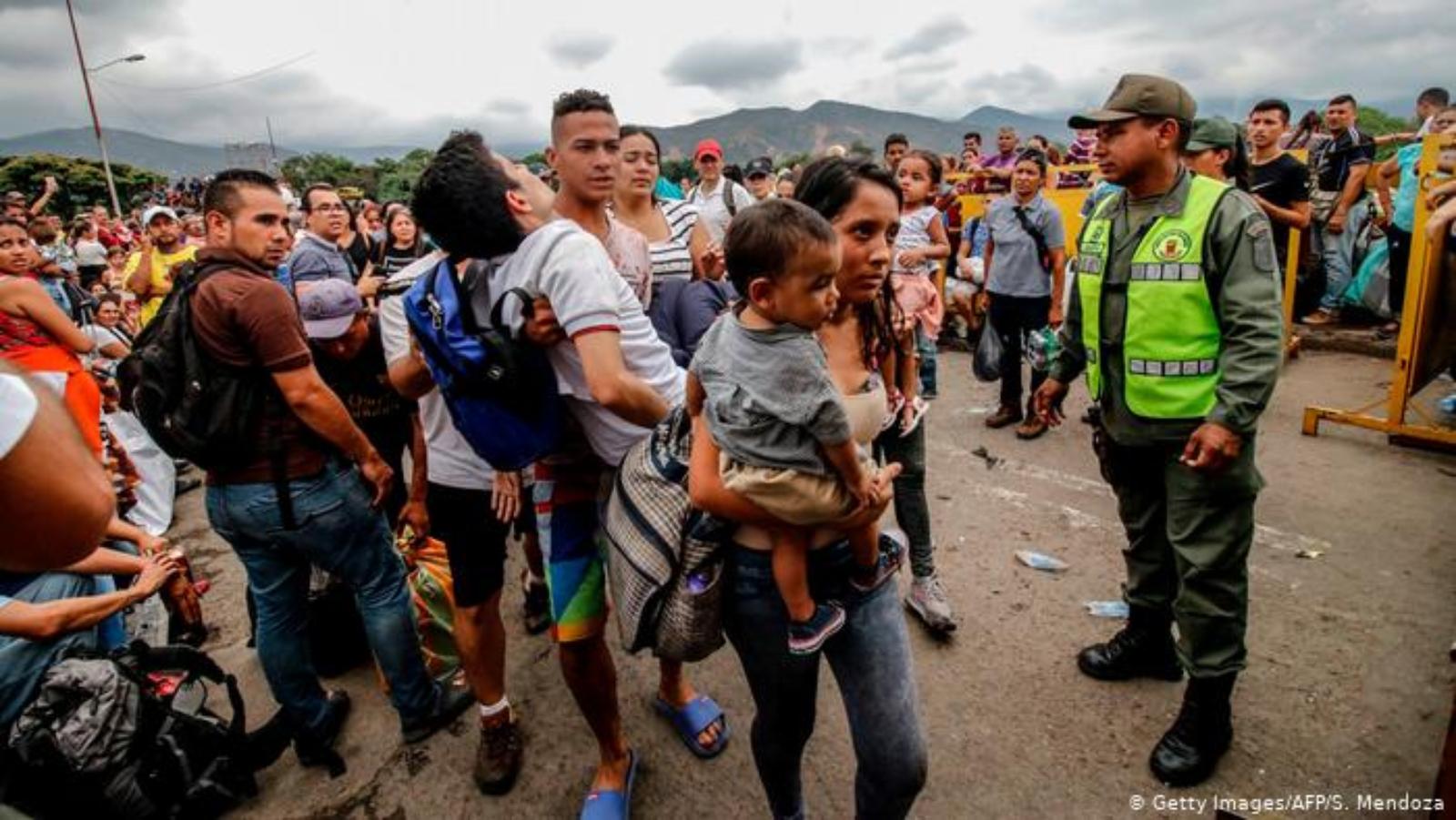 Venezolanos en hospitales de Colombia: el agravante de la desnutrición