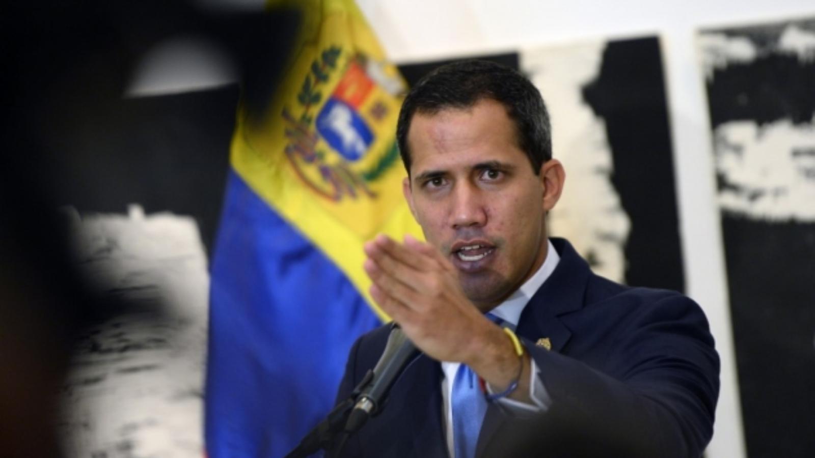 Guaidó afirma que diálogo con gobierno de Maduro