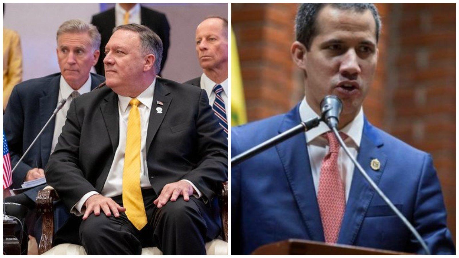 Estados Unidos abre una misión diplomática para Venezuela ubicada en Colombia