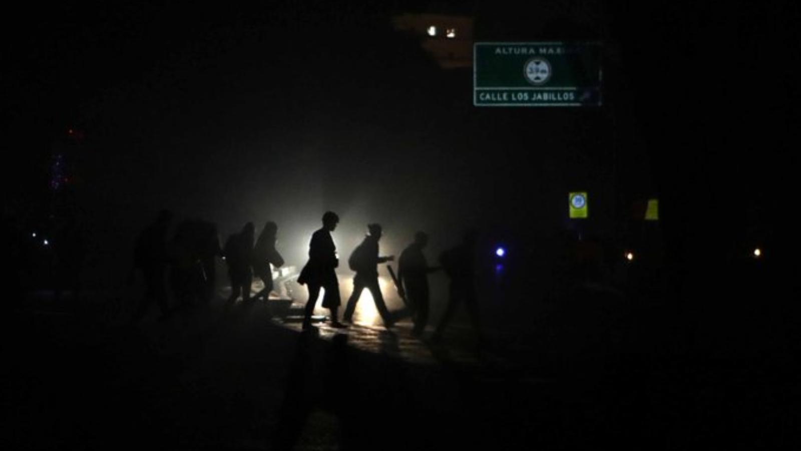 Caracas, otro 'país' para venezolanos que huyen del caos