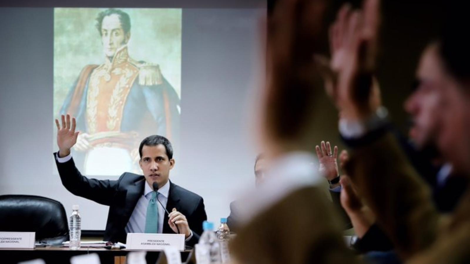 La Fiscalía venezolana investigará a Juan Guaidó por