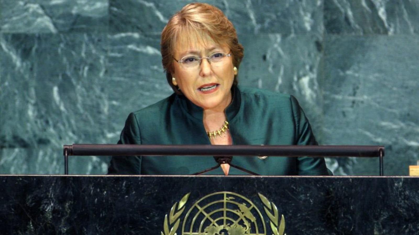 Bachelet denuncia nuevas posibles ejecuciones extrajudiciales y torturas en Venezuela