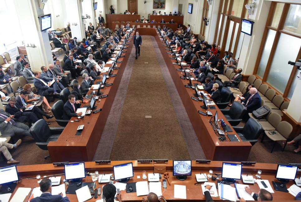 La OEA aprobó la activación del TIAR para mitigar la crisis con Venezuela
