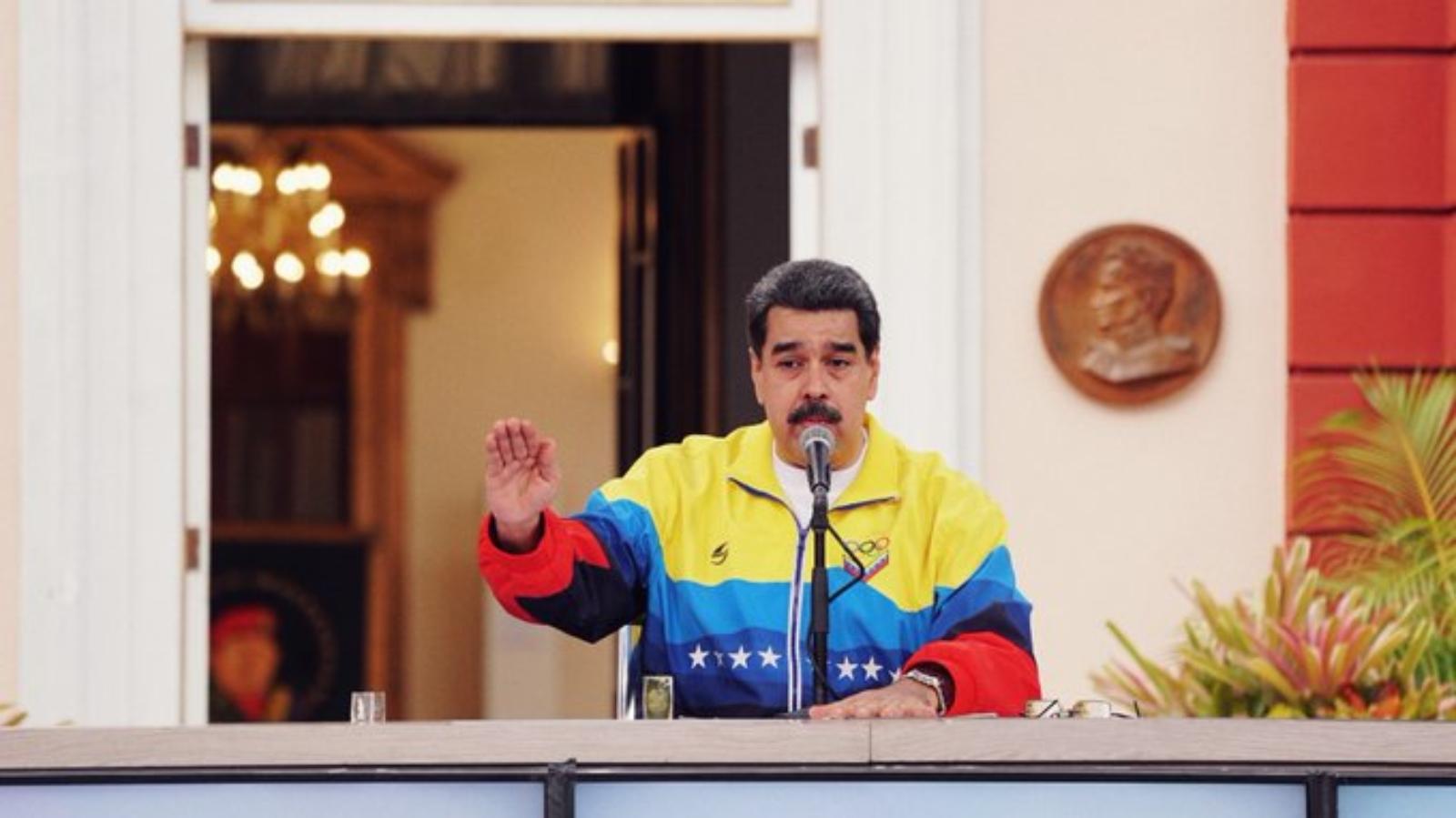 Maduro denunciará ante la ONU supuestos nexos de Guaidó con paramilitares colombianos