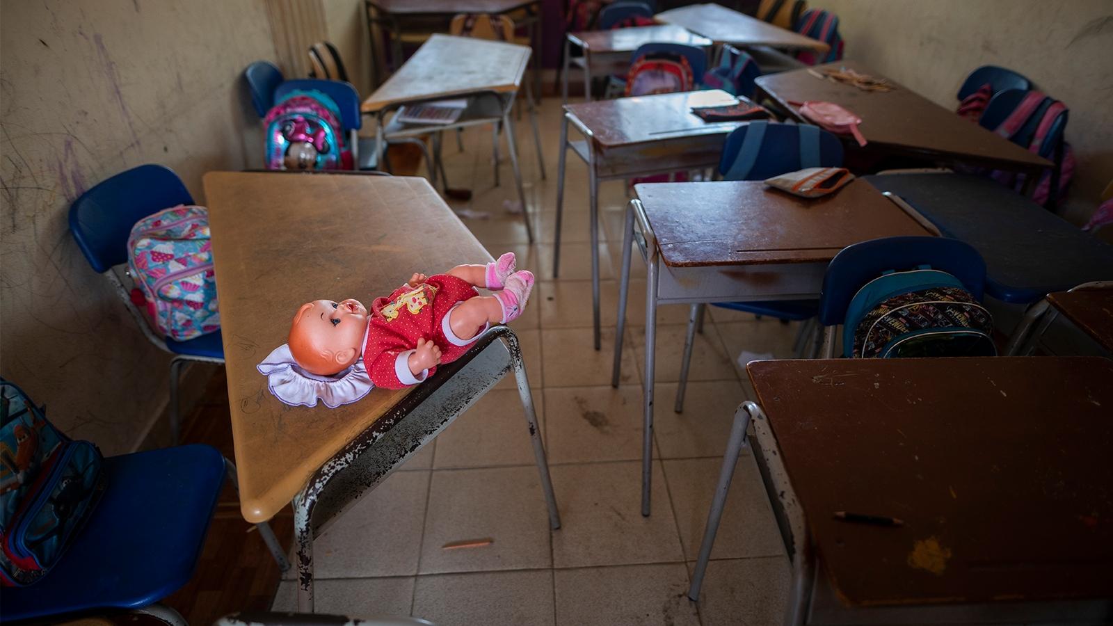 ¿Rajada la integración escolar de los niños venezolanos?