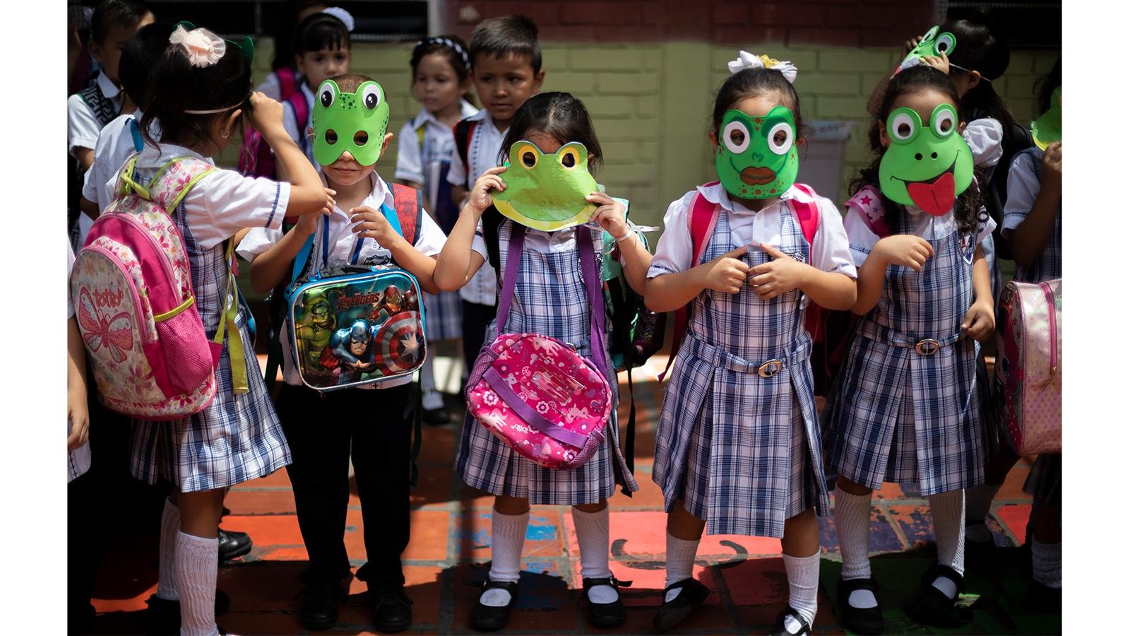 Educar en la migración: la tarea para integrar a los niños venezolanos