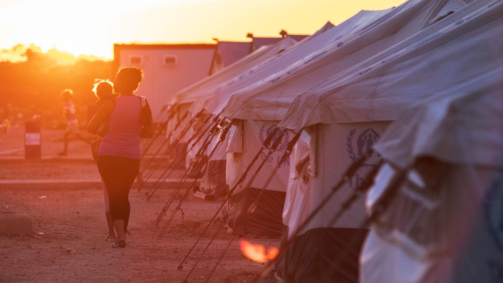 Abrazos en el desierto: la historia de las familias separadas por las fronteras