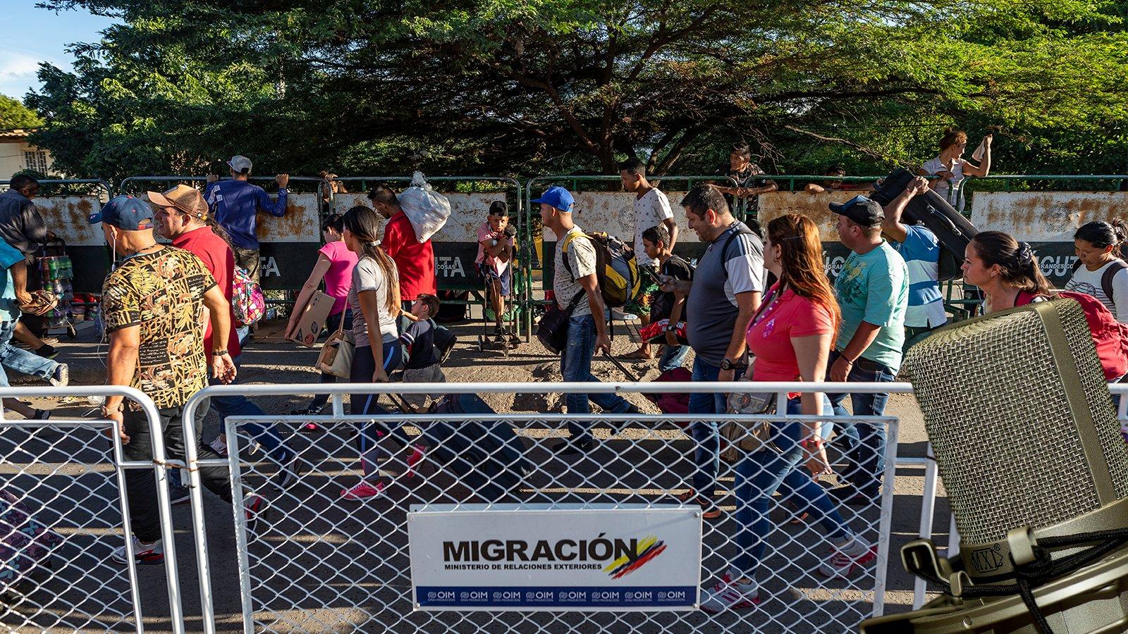 RADIO | La migración venezolana, el nuevo tema de la agenda electoral