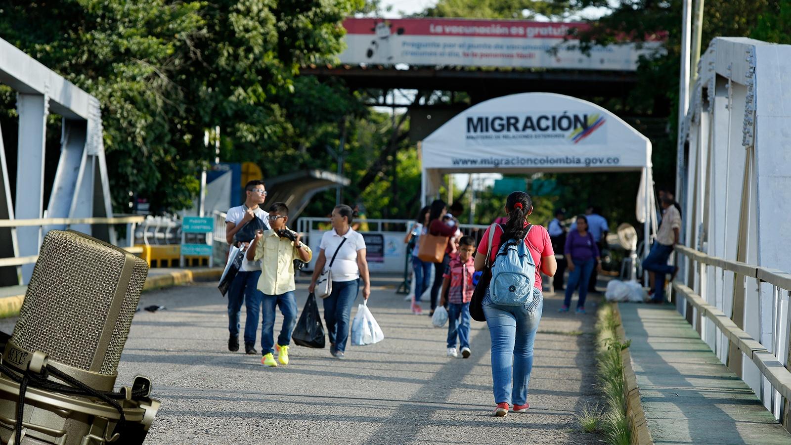 RADIO   Migración e inseguridad, algunas claves para derribar los mitos en Arauca