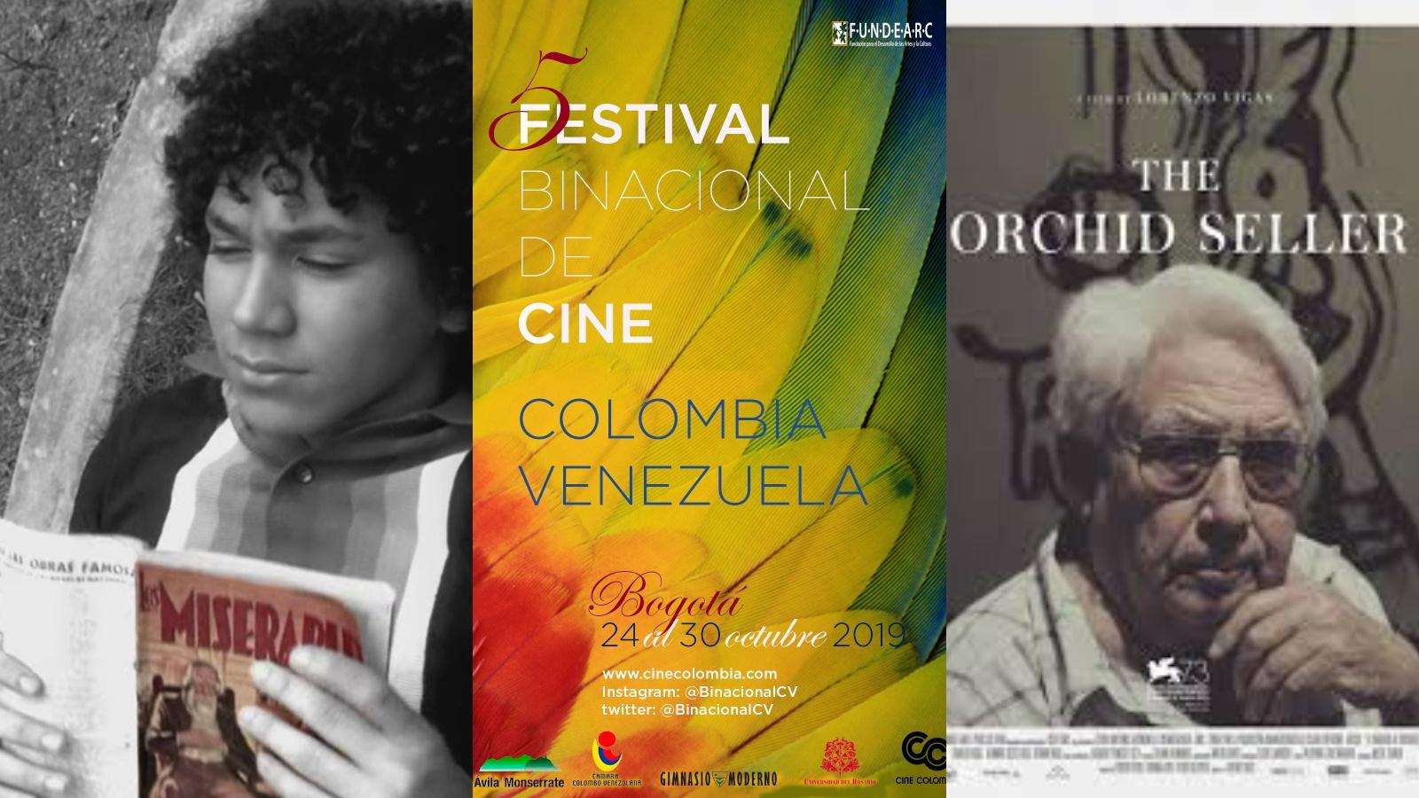 Seis películas venezolanas protagonizan el festival Binacional de cine en Bogotá