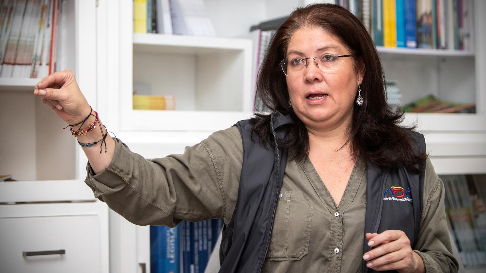 """""""La migración no va a modificar los resultados electorales de ningún municipio colombiano"""