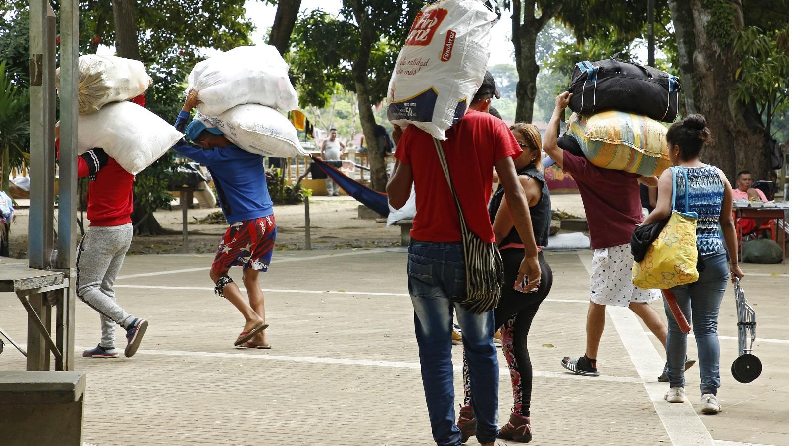 A cinco millones de personas llegaría el éxodo de venezolanos