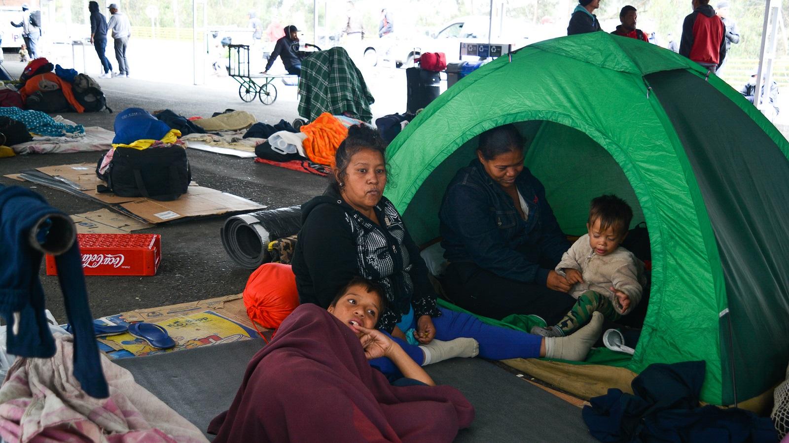 La ONU advierte que la situación de los migrantes venezolanos empeorará en 2020