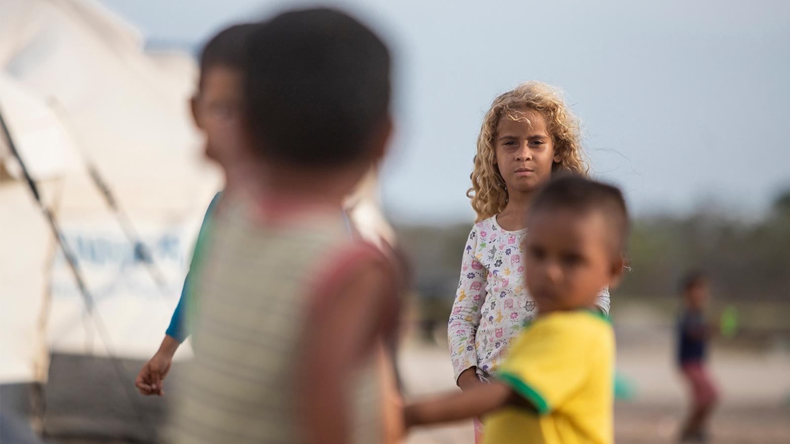 RADIO   Los riesgos que enfrentan los niños migrantes en Maicao