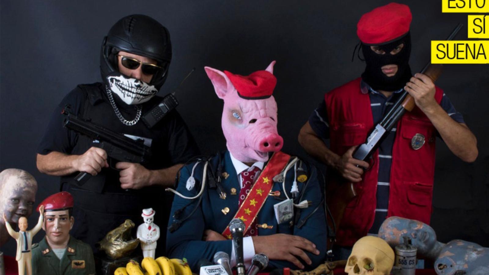 Protesta musical de Venezuela: mucho más que arpa llanera y pop
