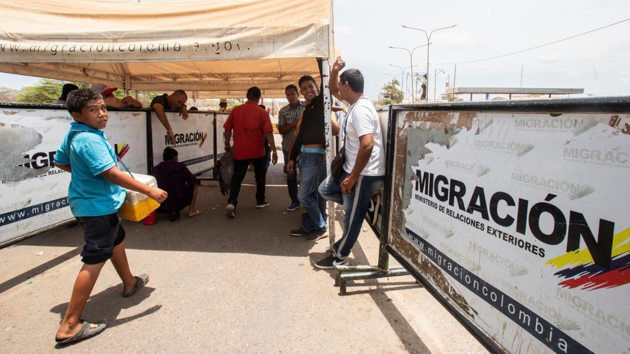 Colombia cerrará sus fronteras por el paro nacional del 21 de noviembre