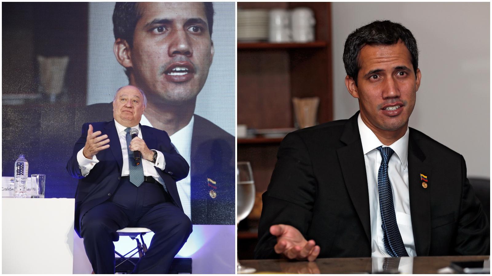 Se complica rifirrafe entre Guaidó y su exembajador en Colombia