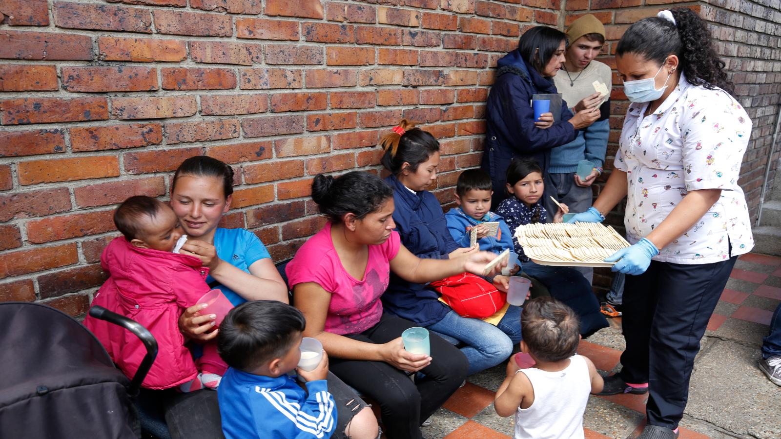 RADIO| Así se transforman las fundaciones colombianas para atender a los migrantes