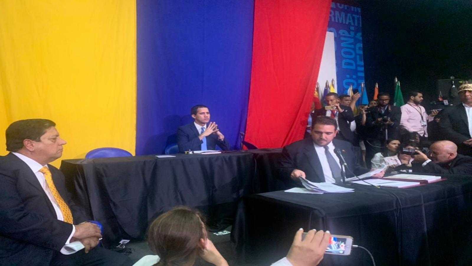 Siga en vivo la nueva sesión para elegir a la junta directiva de la Asamblea Nacional