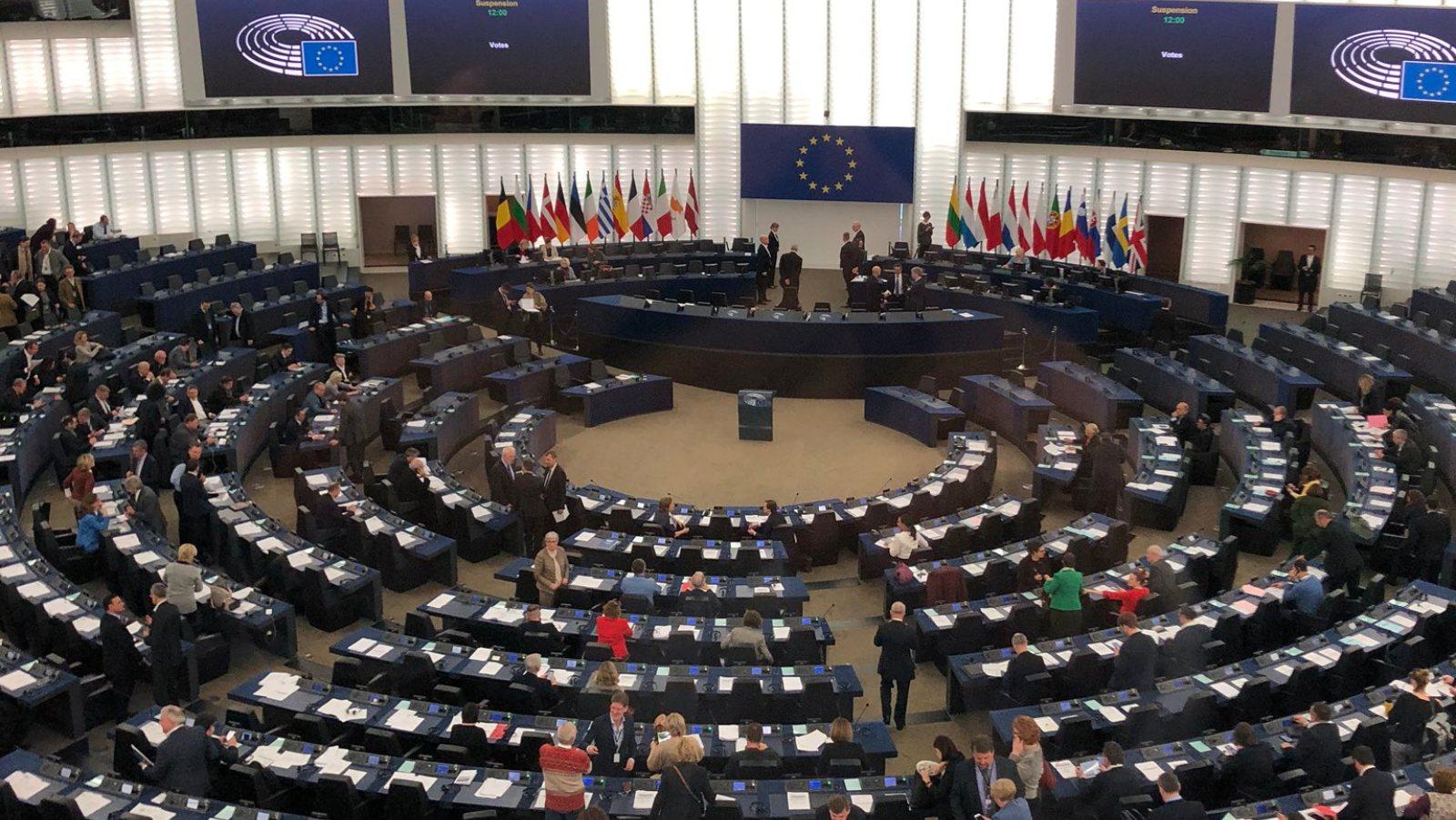 Parlamento Europeo reconoció de nuevo a Guaidó como presidente de Venezuela