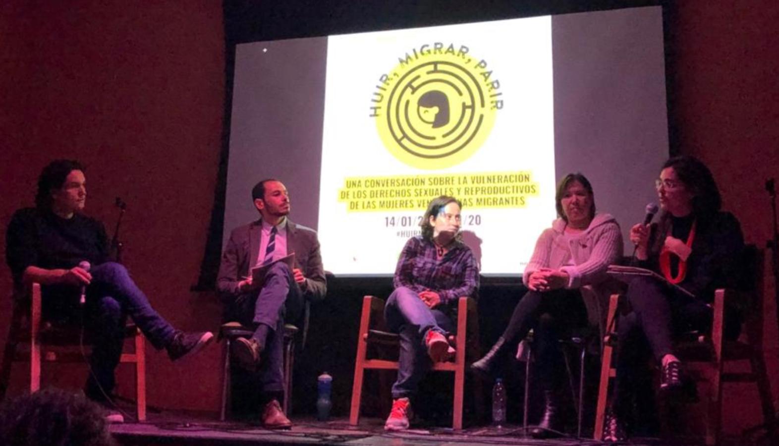 'Las venezolanas no vinimos a parir por gusto en Colombia'