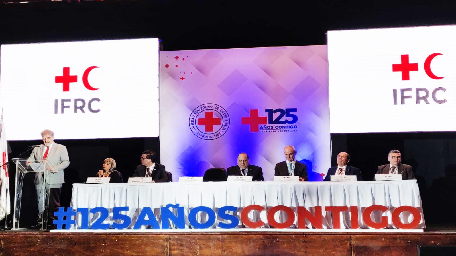 Cruz Roja Internacional ampliará la ayuda humanitaria en Venezuela