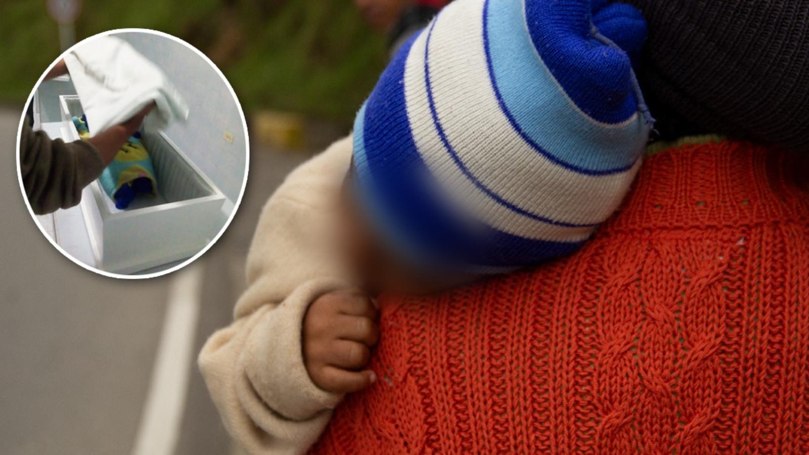 Yodángel, el bebé venezolano que murió en medio del frío entrando a Colombia