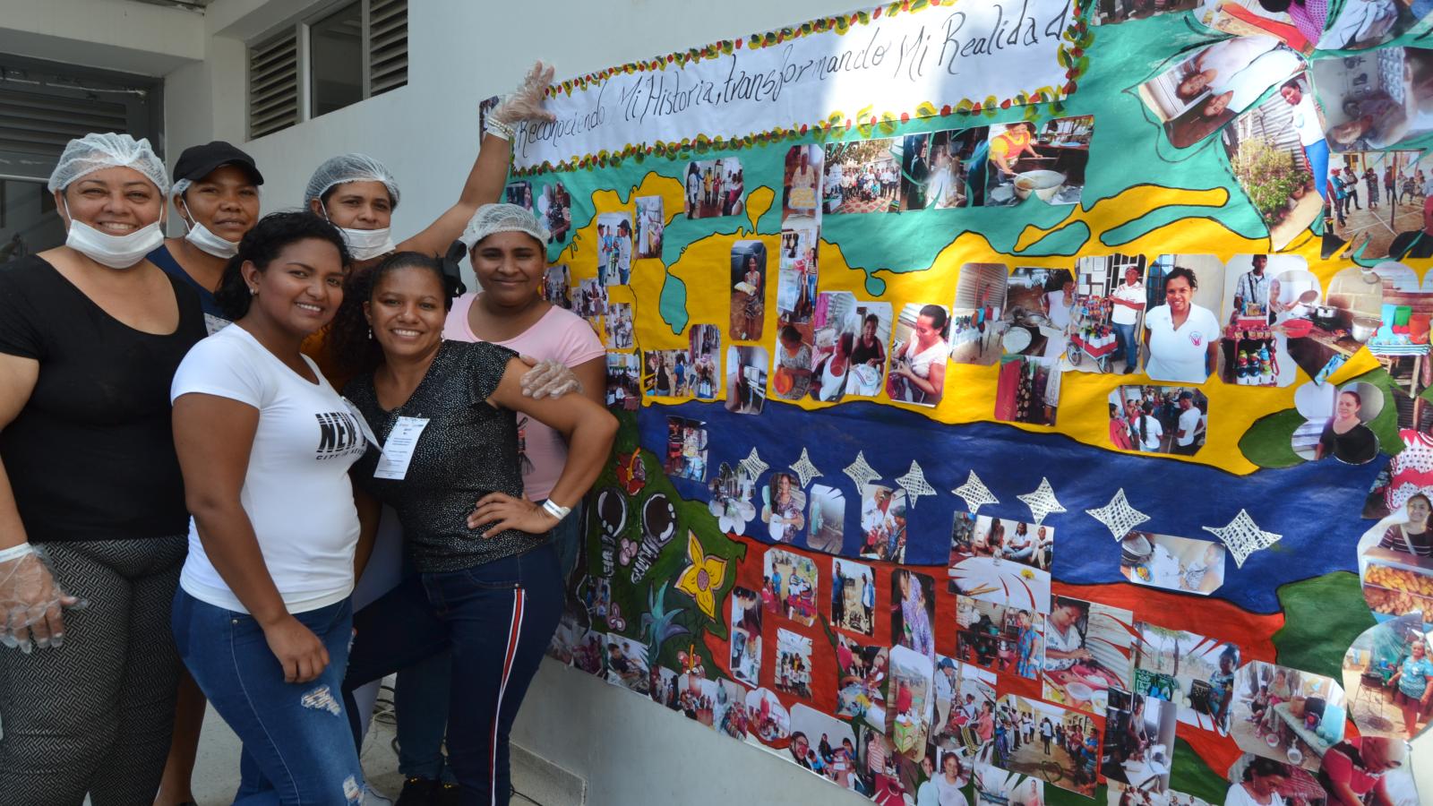 FMI destaca esfuerzos de Colombia por integrar a migrantes en la economía