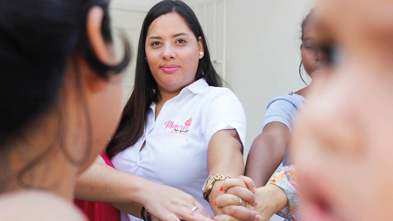 Sororidad migrante: la venezolana que trabaja por las mujeres en Barranquilla