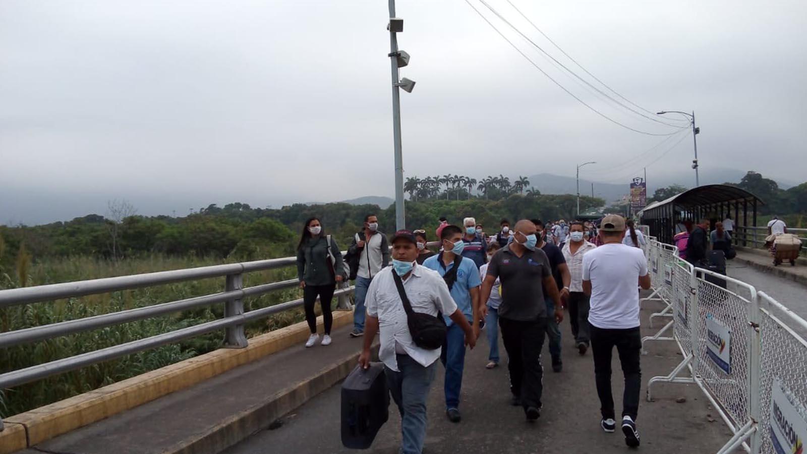 Toque de queda en Norte de Santander para la contención del coronavirus