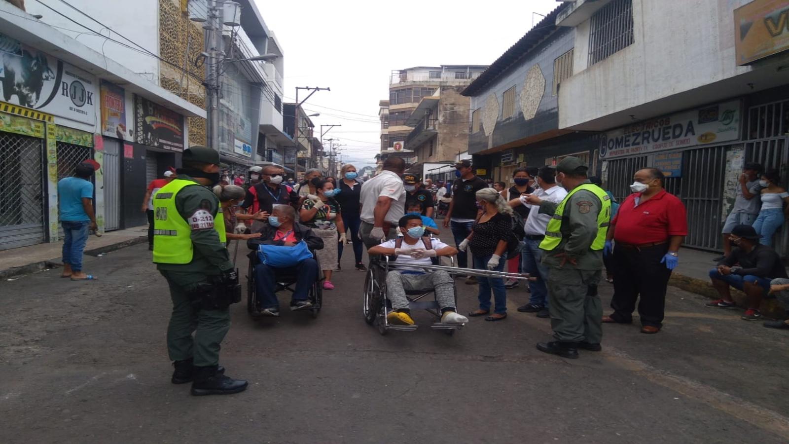 En video | Abren canal humanitario para pacientes crónicos en la frontera