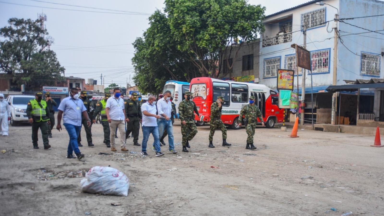 Piden al Gobierno nacional la intervención sanitaria en la frontera de Cúcuta