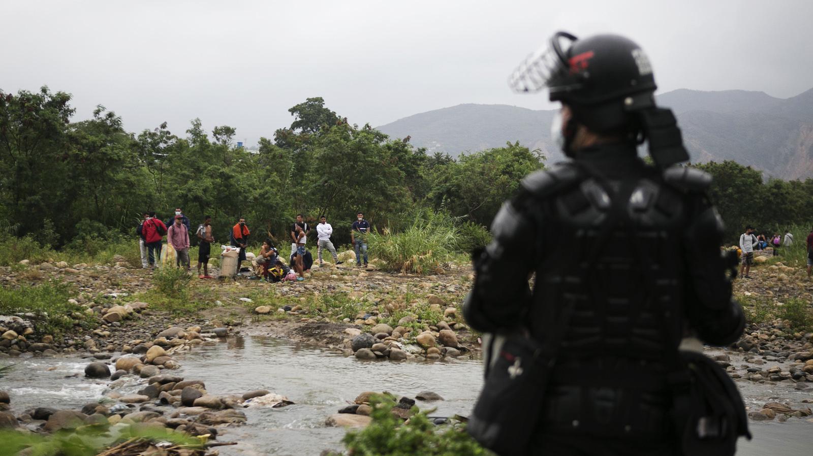 Así se vive en La Parada tras 15 días del cierre fronterizo